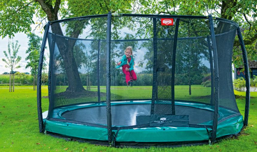 paumann landtechnik gokarts trampoline berg trampoline berg elite. Black Bedroom Furniture Sets. Home Design Ideas