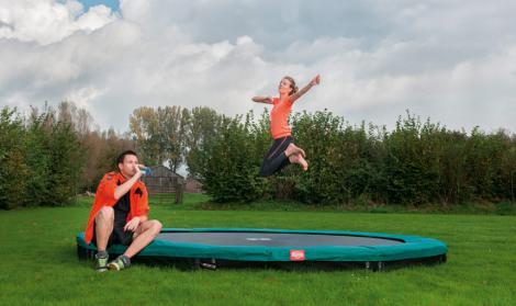 BERG Trampolin Sports Series-