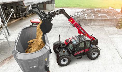 Case IH Farmlift Teleskoplader-