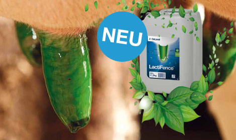 LactiFence™ - Barrieredippmittel auf Milchsäurebasis-