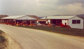1974 - 1980-1974-1980 - Aufbau des Betriebes