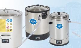 Milky Pasteurisatoren-