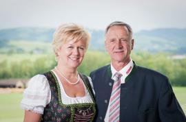 Willi und Maria Paumann-
